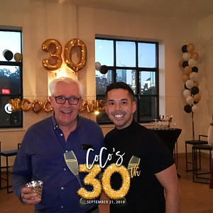 Coco's 30th Birthday