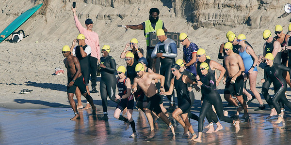 Rockaway Beach Triathlon/Duathlon highlights part 1