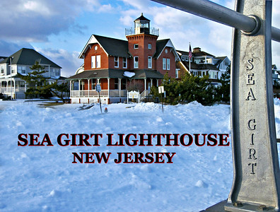 Sea Girt Lighthouse, New Jersey