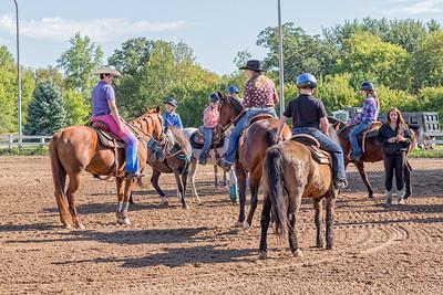 2015 Trail Riders Saddle Club Royalty Ride Off