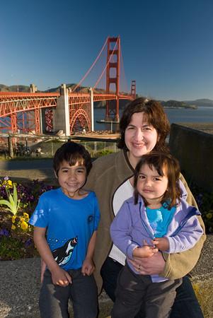 2009 San Francisco and Monterrey