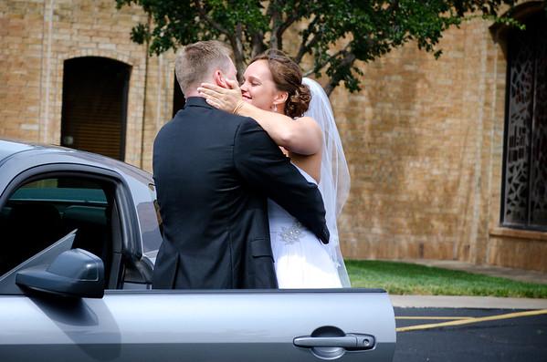 Mr. and Mrs. James Blalock