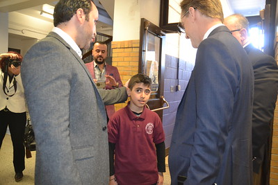 State Department official visits Madison Heights charter school