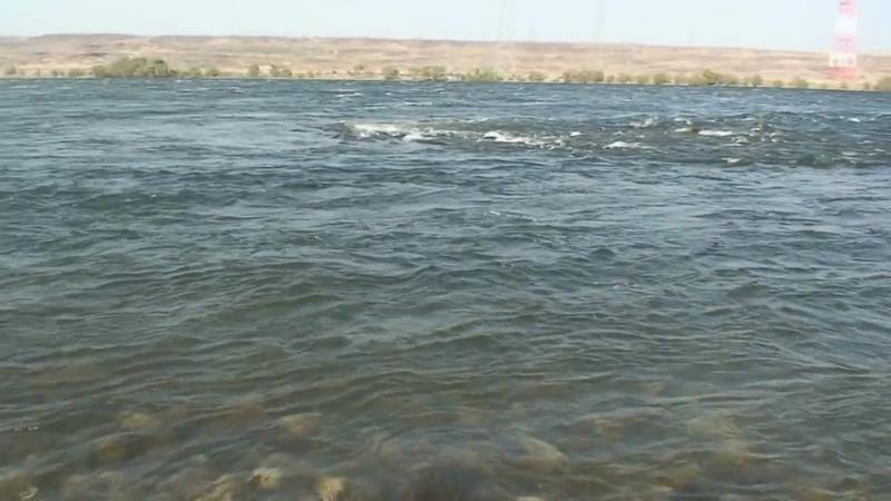 Yakima River Rafting - July 2012.wmv