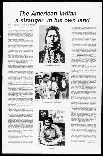 SoCal, Vol. 65, No. 38, November 13, 1972