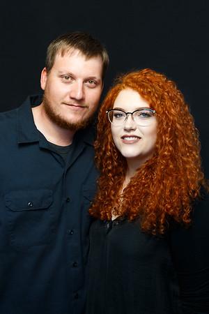Cassandra & Dustin