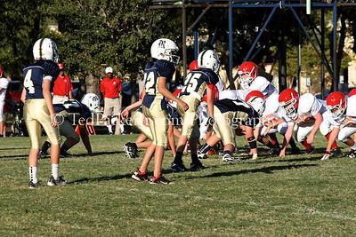 Regents Football SOL 2011