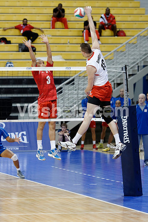 NorCECA Zone Olympic Qualifier Semifinals 2012