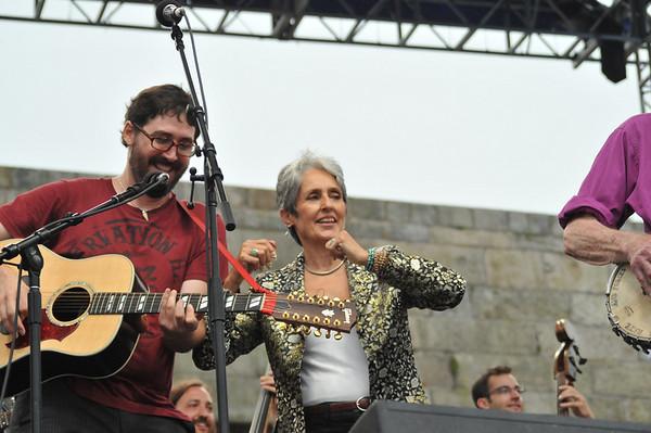 Newport Folk Festival 50