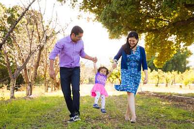 Mishra Family Spring 2015 Mini-Session