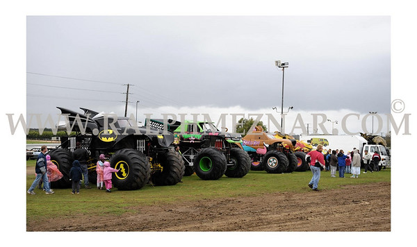 Monster Trucks Warrnambool
