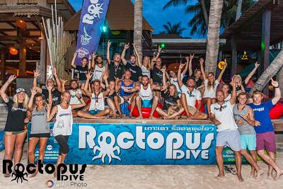 Roctopus Crew