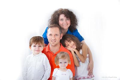 Blankenship Family Portraits Spring 2018