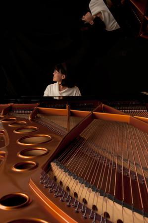Beth and James at Piano