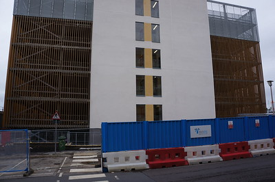 Imar Expanded Mesh Southampton Hospital MSCP
