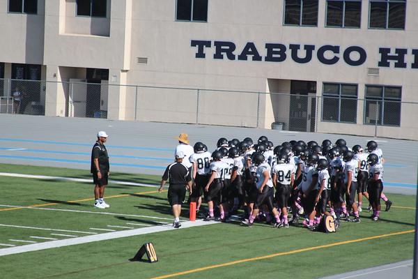 Freshman vs. Trabuco Hills 2018