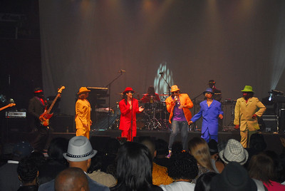 """""""I Was There Tour"""" Charlie Wilson Dallas, Tx Sat Dec 5, 2009"""