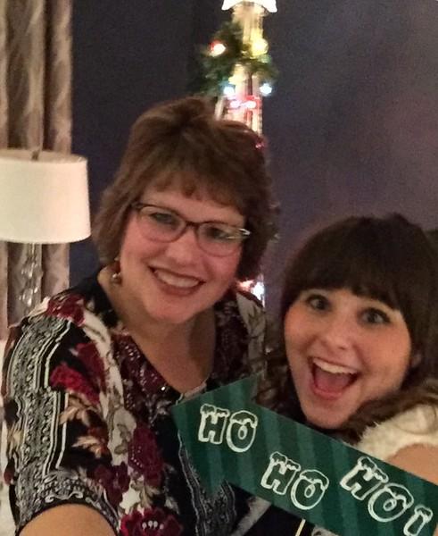 Christmas Selfies!