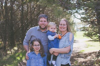 Tsibur-Mayer Family
