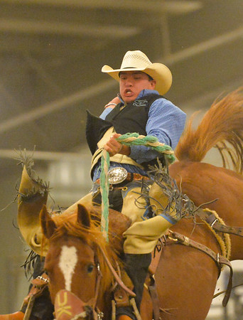 Sheridan College Hosts Pat Hamilton Memorial Rodeo