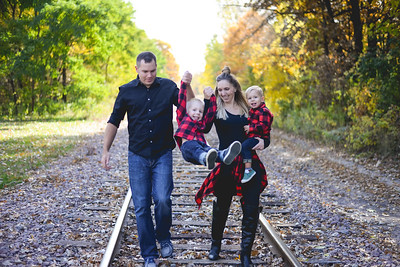 Scheevel Family Fall 2018