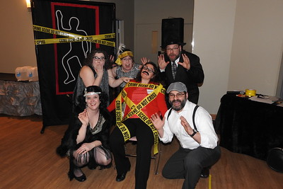 Sinister Speakeasy Murder Mystery March 3, 2018