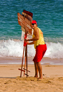 Lifeguards and Lifeguard Stations
