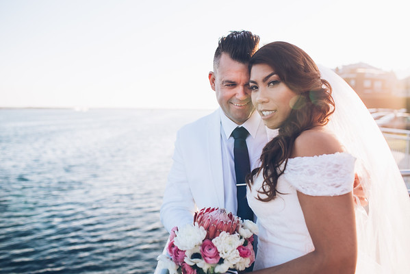 MARISSA + GEORGE | MARRIED