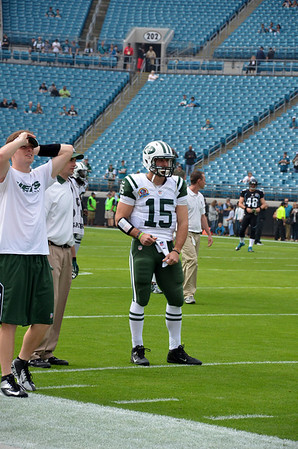 Tebow and the Jets 2012