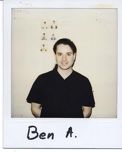 1997 BBQ Polaroids