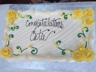 Catie Graduation 2016