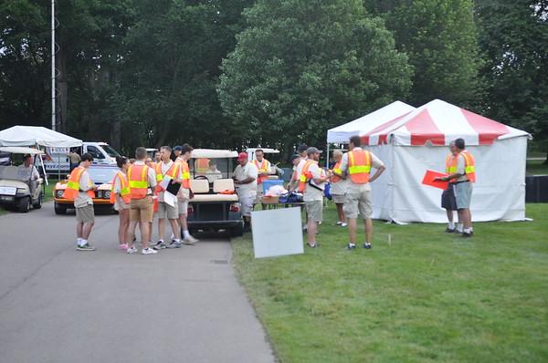 EOD 2017 Sponsors Tents