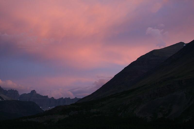 20110829 - 011 - GNP - Sunrise At Many Glacier Hotel.JPG