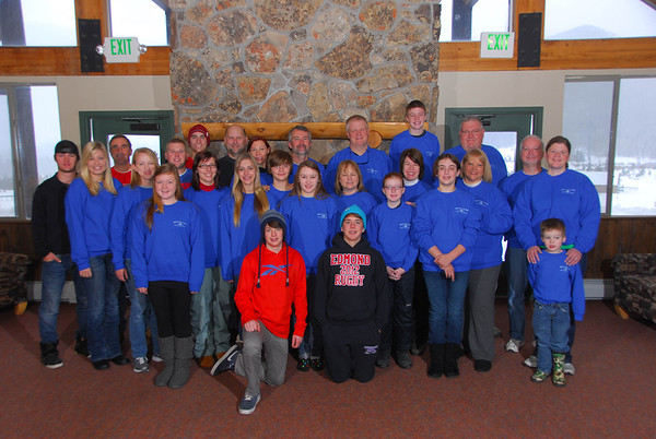 2012 Winter Family Camp