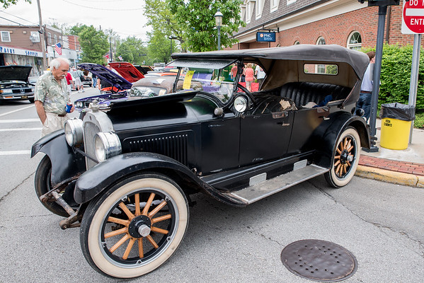 Sharonville Car Show 2017