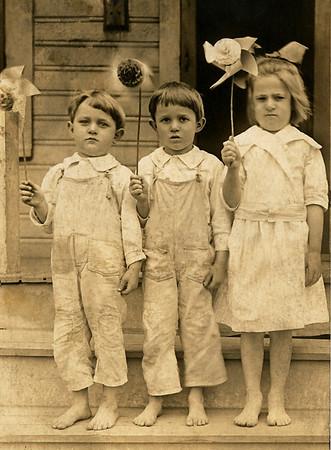 Frank and Mary family photos