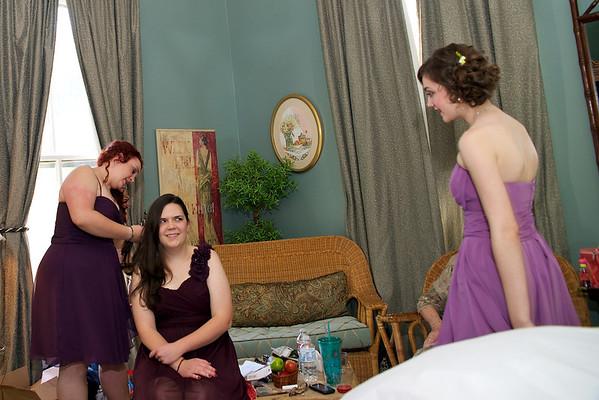 Bride-Dressing Room