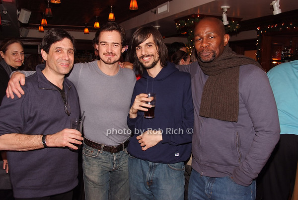 The After Party for the Filming of Cyrano in Manhattan on 1-4-08.