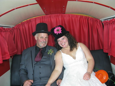 Stephanie and David's Wedding