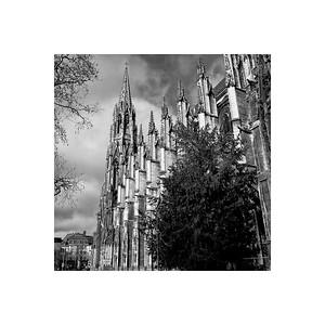 "Rouen - 5"" up to 24"" square prints"