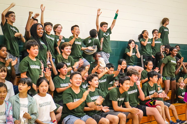 July 30: Green and White Competition
