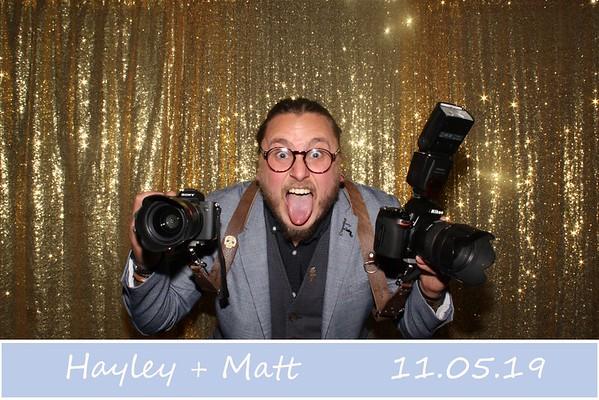 Hayley + Matt