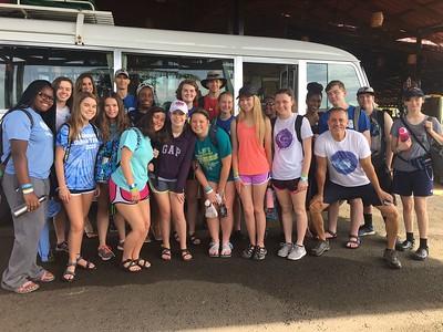 2017 Mr. Schram's Costa Rica Program