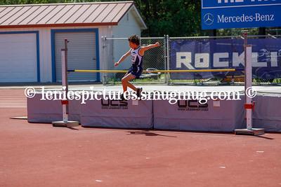 High Jump RETC 4-27-19
