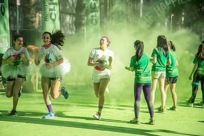 the Color Run (2018)
