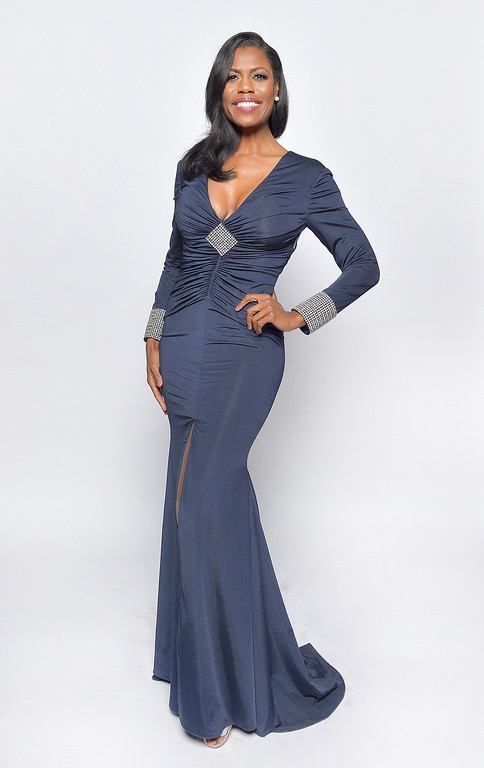 . LOS ANGELES, CA - FEBRUARY 01:  TV personality Omarosa Manigault poses for a portrait during the 44th NAACP Image Awards at The Shrine Auditorium on February 1, 2013 in Los Angeles, California.  (Photo by Charley Gallay/Getty Images for NAACP Image Awards)