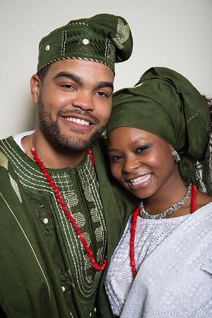 Olatunde Robinson Engagement Ceremony
