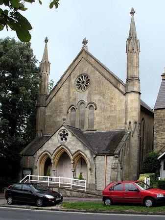 Baptist Church, New Street, Chipping Norton, OX7 5LL