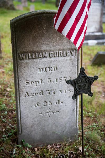 William Gurley Gravestone