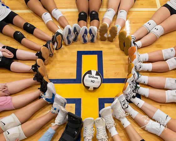 ECS HS Volleyball